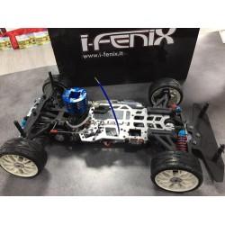 I-fenix sport rtr montata (Macchina - Motore+accessori scarico - Telecomando+servi - Carrozzeria verniciata)